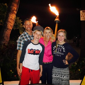 New Year's Eve celebration – fireworks on the beach!